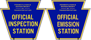 PA Inspection Emissions Station